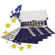Safe 177 Münzenkoffer für alle Euro Münzen