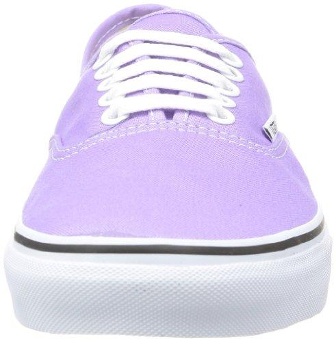 Vans U AUTHENTIC VTSV8Z1 Unisex-Erwachsene Sneaker Violett (Bougainvillea/T)