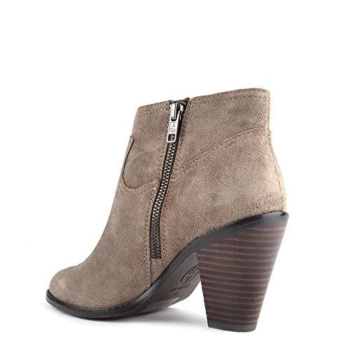 Ash Schuhe Ivana Boots aus Wildleder Damen Stone