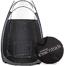 Nero Pop Up Abbronzatura Tenda- Abbronzatura Cubicolo da Tanning Essentials