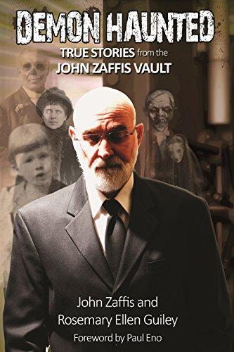 Books Demon Haunted: True Stories from the John Zaffis