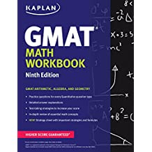 Kaplan GMAT Math Workbook-
