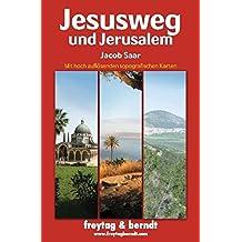 Freytag Berndt Bücher, Jesusweg und Jerusalem