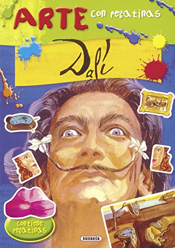 Dalí (Arte con pegatinas) por José Morán