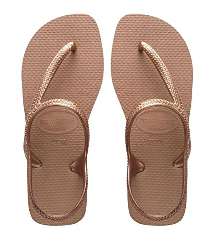 Havaianas Damen Flash Urban Zehentrenner, Gold (rose Gold 3581), 39/40 EU (37/38 Brazilian)