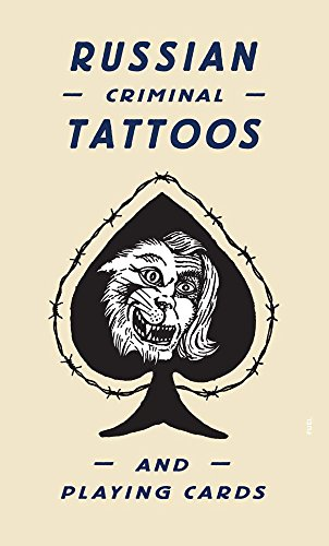 Russian Criminal Tattoos and Playing Cards (Tätowierung-design-bücher)
