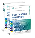 Equity Asset Valuation Book and Workbook Set (CFA Institute Investment Series)