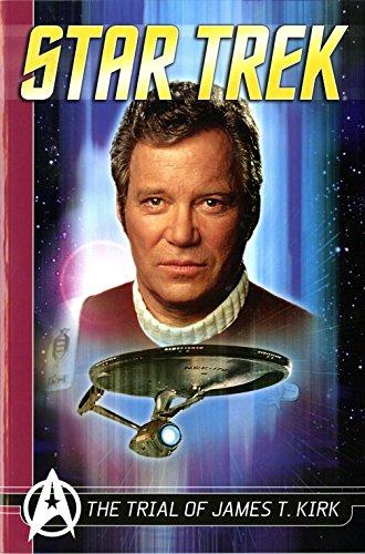 Star Trek Comics Classics: The Trial of James T. Kirk (Titan Star Trek Collections)