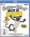 Shaun das Schaf - Best of Drei [Blu-ray]