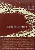 Quaderni PAU. Rivista semestrale del Dipartimento patrimonio architettonico e urbanistico dell'Università di Reggio Calabria vol. 29-32: cultural heritage
