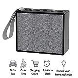 Best AT&T Portable Wifis - YMXLJJ Portable Wifi Bluetooth Smart Speaker Alexaip56 Waterproof Review