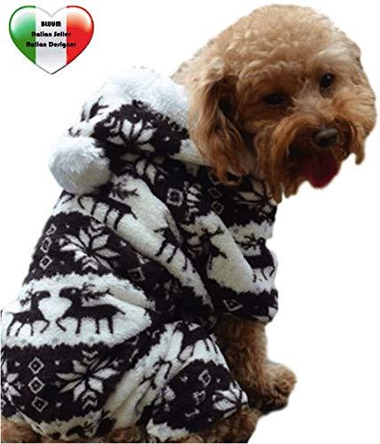 Blumum Kleid Kleid Kleid Haustier Katze Katze Weihnachten Winter Motiv Schnee