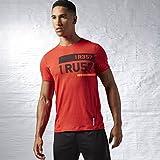 Reebok Herren T-Shirt One Series I Rest I Rust Triblend