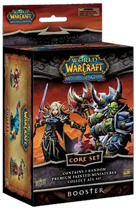World Of Warcraft Miniatures Game Core Set Booster