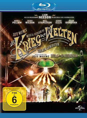 Jeff Wayne's Musical Version von Der Krieg der...