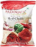 #5: Patanjali Red Chilli Powder, 200g