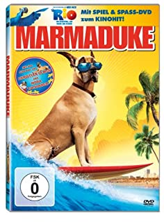Marmaduke (+ Rio Activity Disc) [2 DVDs]