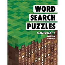 Word Search Puzzles: Minecraft
