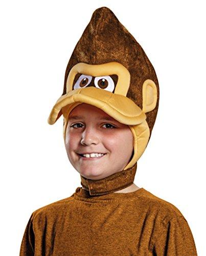 Generique - Donkey Kong Mütze für Kinder ()