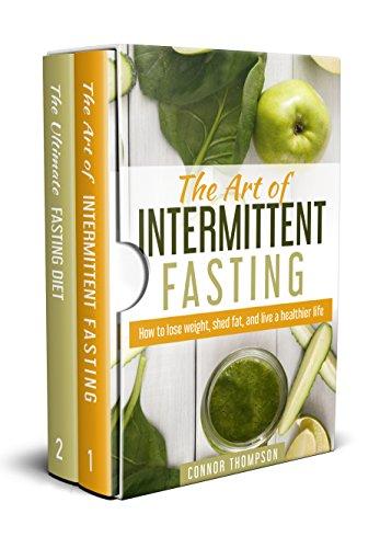 Intermittent Fasting: The Complete Intermittent Fasting Diet: 2 Book Bundle - The Art of Intermittent Fasting & The Ultimate Fasting Diet (English Edition) por Connor Thompson