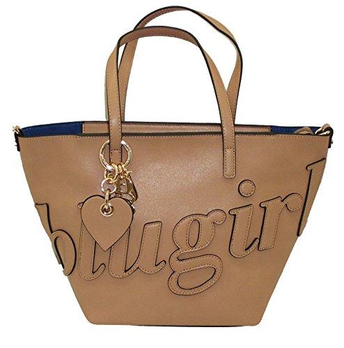 Borsa a mano due manici BLUGIRL by blumarine BG 917106 women bag CUOIO
