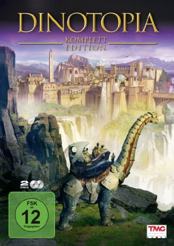Dinotopia - Komplett-Edition [2 DVDs] (Serie Dvd Alice Komplette)