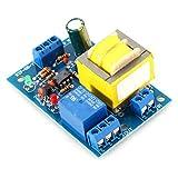 Providethebest Niveau d'eau Professionnelle de détection du capteur Module AC 220V 10A Niveau de Liquide Automatique Drainage contrôleur Commutateur