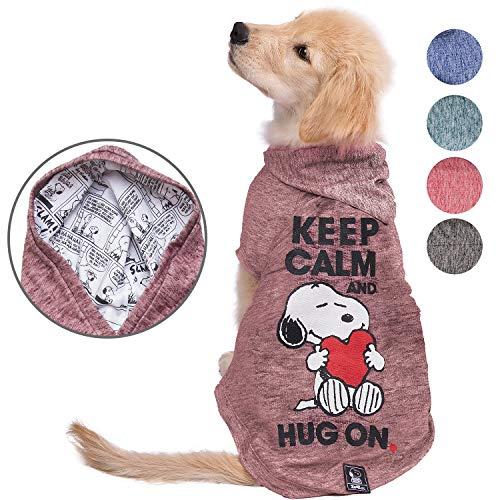 -Kapuzenpullover (leichtgewichtig), Hoodies für Hunde und Katzen, in 5 verschiedenen Größen und Ausführungen erhältlich, erhältlich in 5 verschiedenen Größen und Ausführungen ()