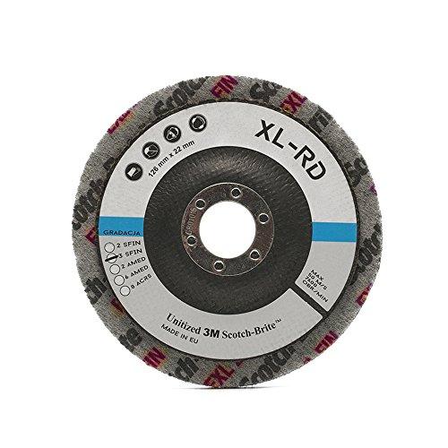 maxidetail ad9211Scotch-Brite Disc xl-rd 3sfin/125mm/3m Scotch Brite