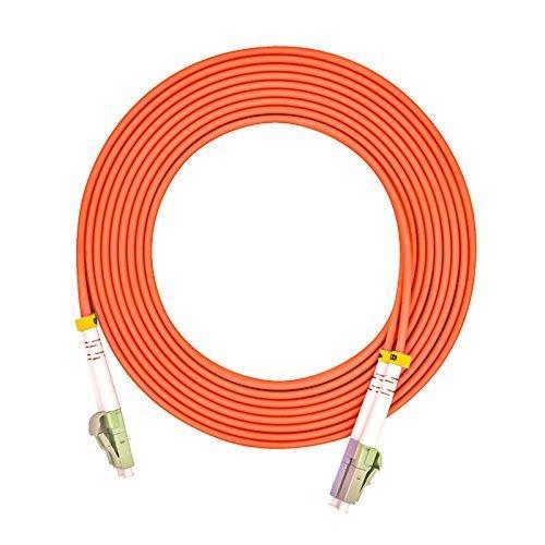 LC auf LC 62,5/125Duplex Multimode Glasfaser Patchkabel 40m 2.0mm (Km 40 Lc-stecker)