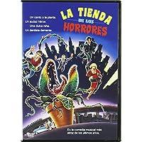La Tienda de los Horrores DVDr 1986 Little Shop of Horrors