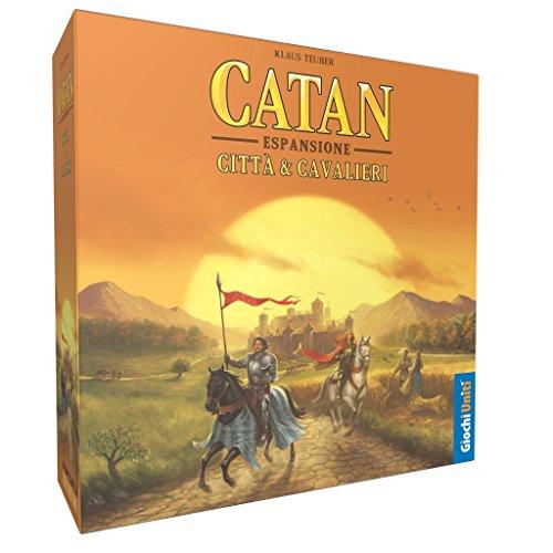 Unbekannt Giochi Uniti GU524–Die Siedler von Catan: Städte und Ritter