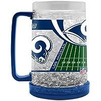 Sports Images St. Louis Rams Klauenhammer, Kristall Gefrierschrank Tasse
