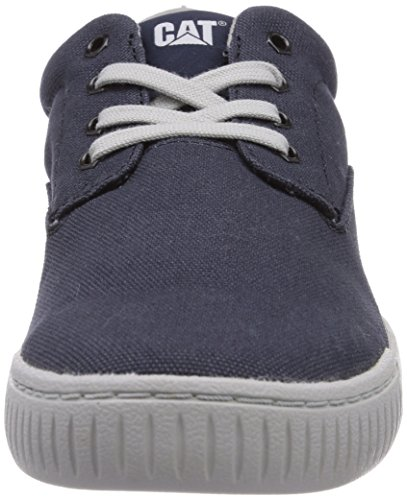 Caterpillar Zimzala, Baskets mode homme Bleu (Navy)