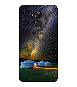 Mental Mind 3D Printed Plastic Back Cover For Coolpad Note 3- 3DCOOLPADNOTE3-G1092