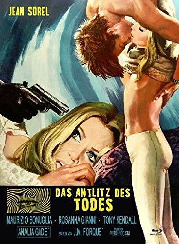 Bild von Das Antlitz des Todes - Uncut/Mediabook  (+ DVD) [Blu-ray] [Limited Edition]