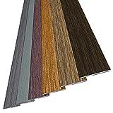 10 m Fensterleiste Flachleiste Abdeckleiste 30mm Höhe - Made in Germany - 1 m bis 50 m (OHNE LIPPE) Fensterleisten Flachleisten in grau, anthrazit, braun, dunkelbraun, golden-oak ....