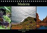 Madeira - Portugals Perle im Atlantik (Tischkalender 2019 DIN A5 quer): Die Frühlingsinsel (Monatskalender, 14 Seiten ) (CALVENDO Orte) - Helene Seidl