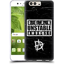 Official WWE Unstable Sign Dean Ambrose Soft Gel Case for Huawei P10