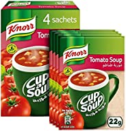 Knorr Cup-A Tomato Soup - 22gm (Pack of 4)