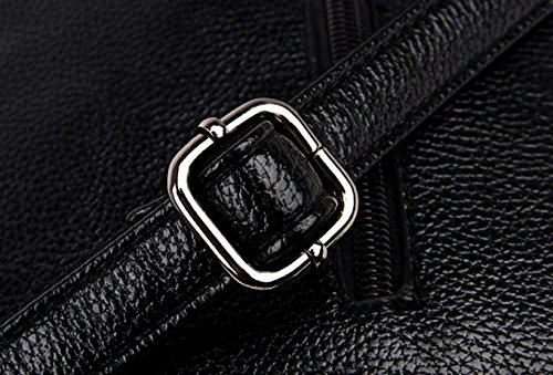 ZPFME Frauen Handtasche Mode Umschlag Tasche Elegant Party Retro Damen Verbot Mode Damen Tasche Handtasche Black