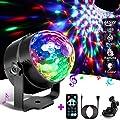 Disco Lights, Led Disco Lights Ball DJ Lights for Parties,Xmas,Kids Birthday