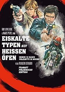 Eiskalte Typen auf heissen Öfen - Filmart Polizieschi Edition (+ DVD) - Limitiert auf 1000 Stück [Blu-ray]