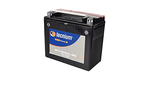 TECNIUM Batterie BTX20CH-BS activ/ée usine