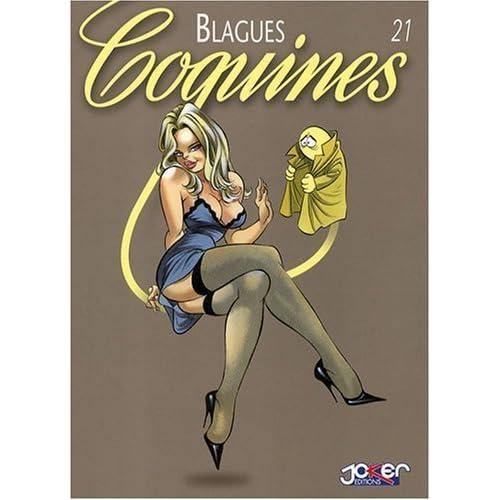 Recueil Blagues Coquines T21 de Barzi (28 mai 2008) Album