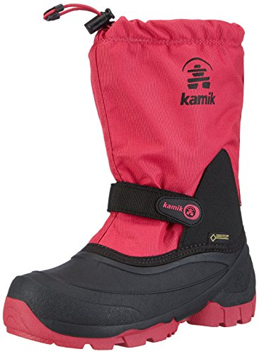 Kamik Waterbug5G NK4237, Scarpe da Neve Unisex Bambino, Rosa (Ros Rose), 35 EU