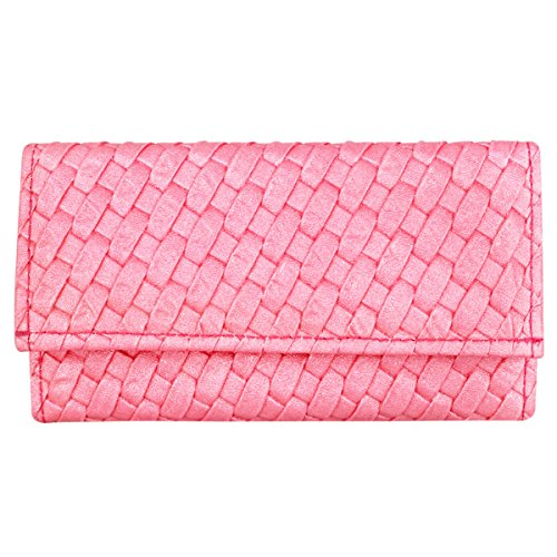 Mango People Pink Color Clutch  available at amazon for Rs.118