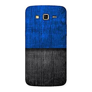 Great Blue Black Back Case Cover for Samsung Galaxy Grand 2