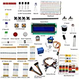 Fansport 1602 LCD Starter Kit Compatible with Arduino UNO R3 Mega 2560 Servo