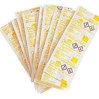 Oasis 100 pastiglie per purificare l'acqua, (10 x strisce separate in plastica)